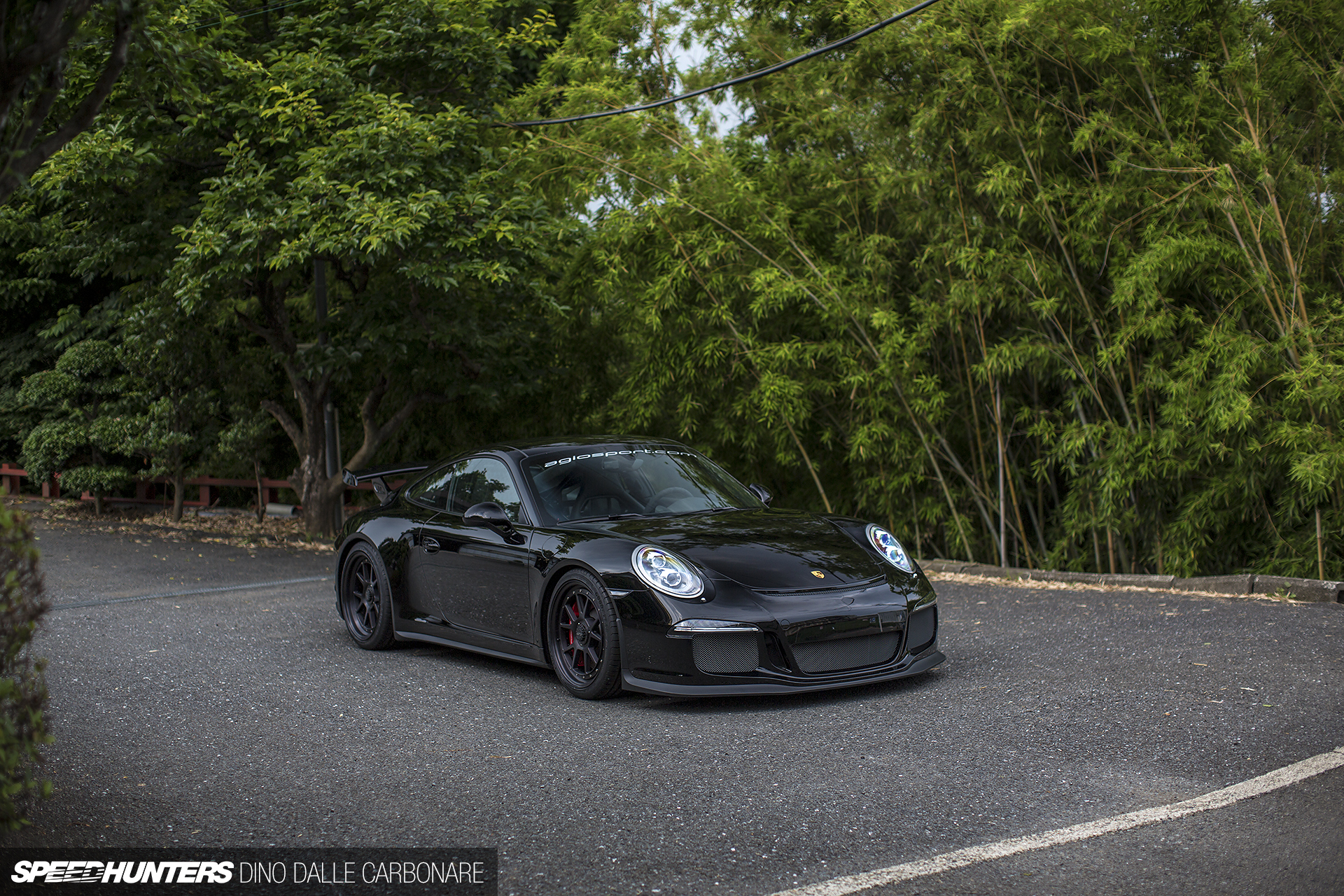 Track Bound The Check Shop 911 Gt3 Speedhunters