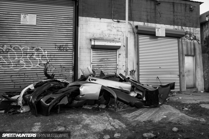 Willets Point NYC Citi Field BW-13