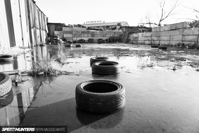Willets Point NYC Citi Field BW-27