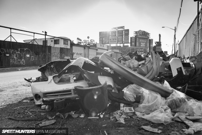 Willets Point NYC Citi Field BW-29