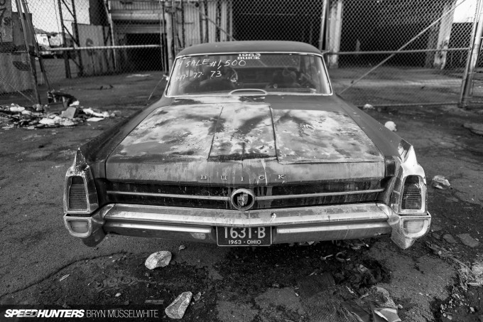 Willets Point NYC Citi Field BW-36
