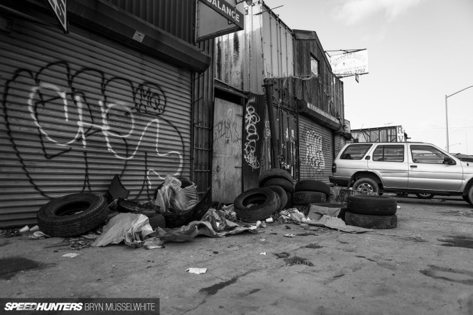 Willets Point NYC Citi Field BW-5
