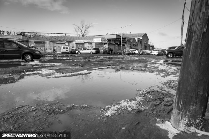 Willets Point NYC Citi Field BW-8