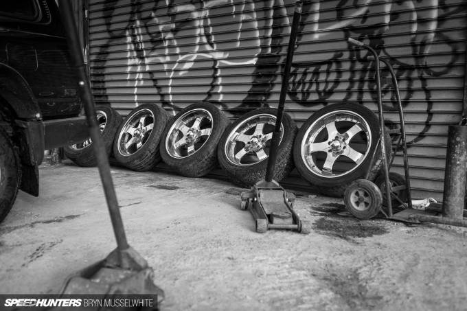 Willets Point NYC Citi Field BW-9
