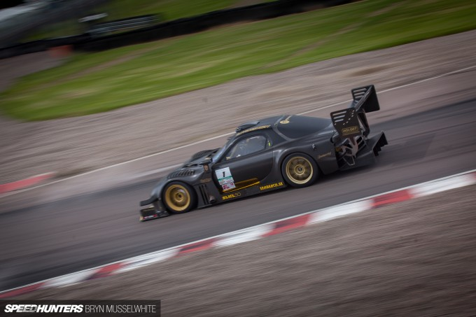 Valtonen RX7 carbon SR20 Gatebil Mantorp 2014-1