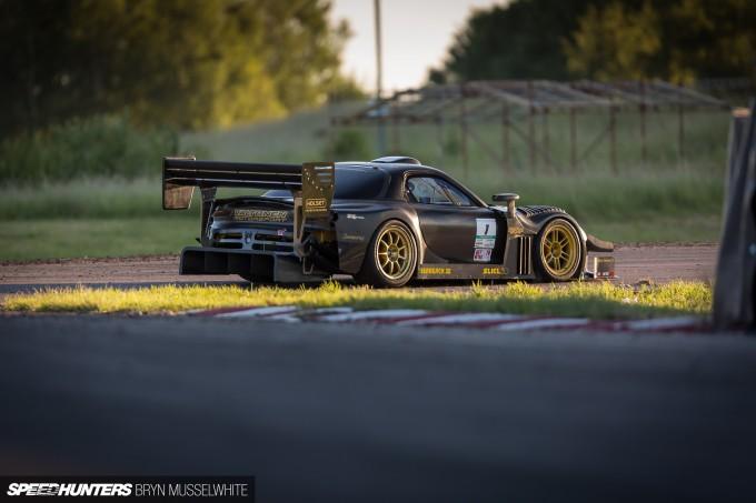 Valtonen RX7 carbon SR20 Gatebil Mantorp 2014-11