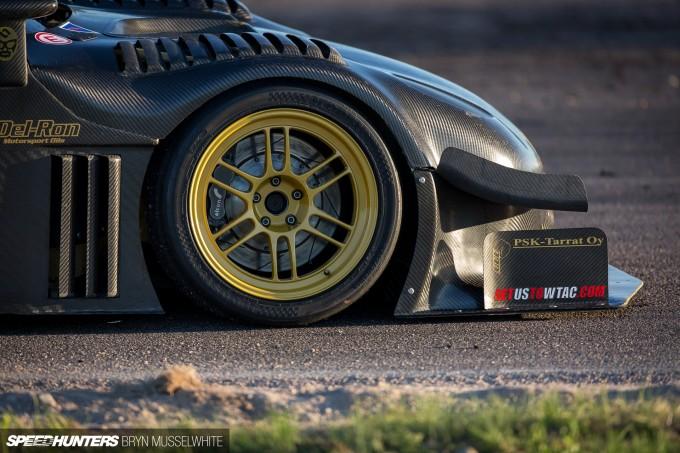 Valtonen RX7 carbon SR20 Gatebil Mantorp 2014-12