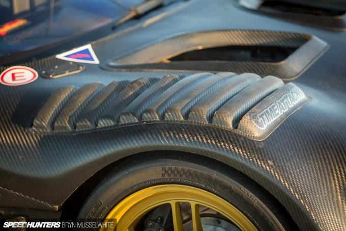 Valtonen RX7 carbon SR20 Gatebil Mantorp 2014-19