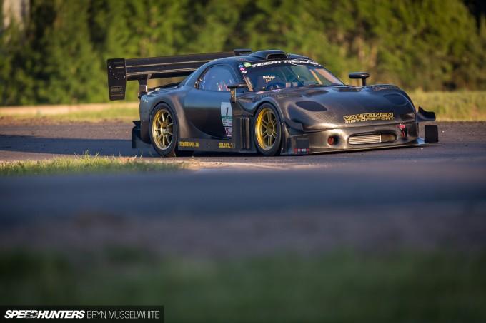 Valtonen RX7 carbon SR20 Gatebil Mantorp 2014-22