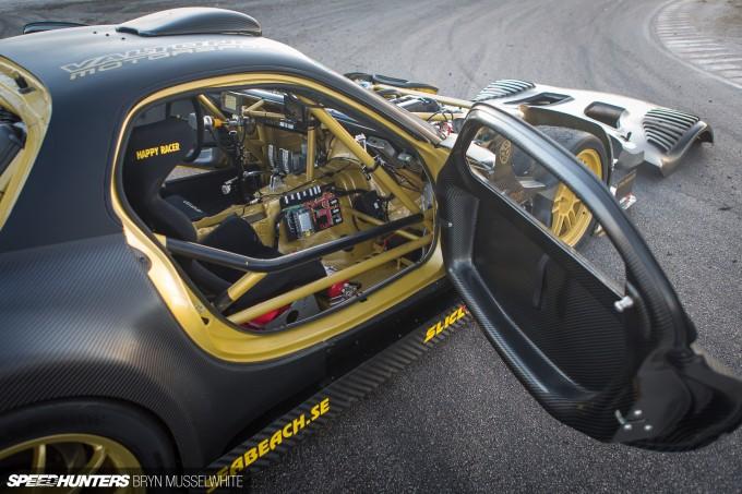 Valtonen RX7 carbon SR20 Gatebil Mantorp 2014-41