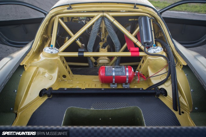 Valtonen RX7 carbon SR20 Gatebil Mantorp 2014-43