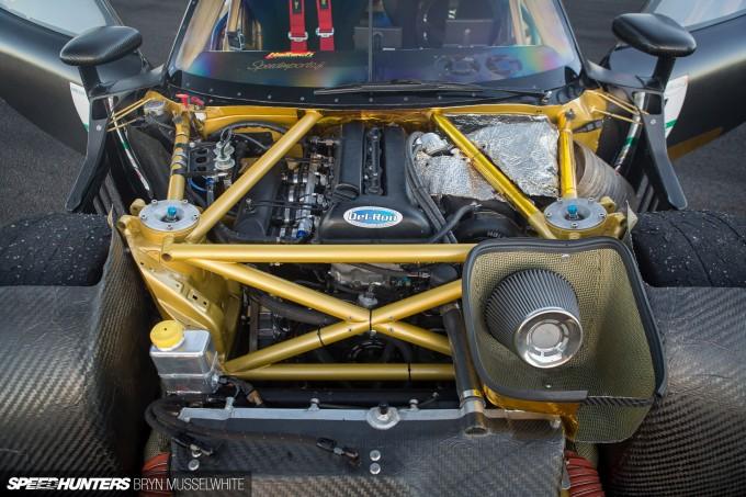 Valtonen RX7 carbon SR20 Gatebil Mantorp 2014-49
