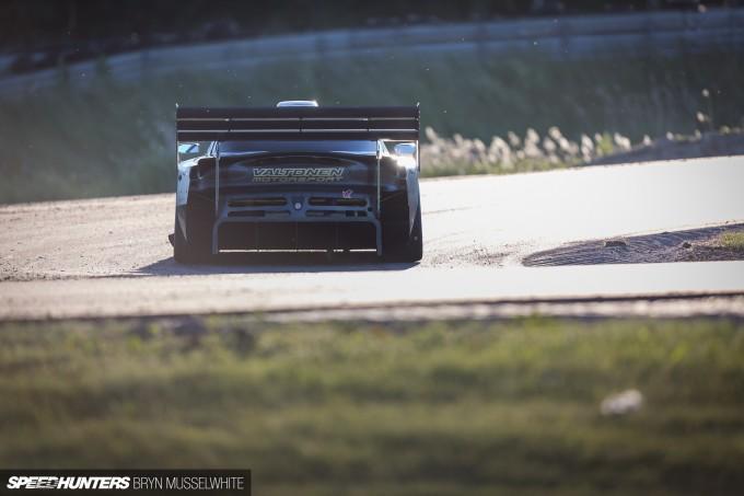Valtonen RX7 carbon SR20 Gatebil Mantorp 2014-6