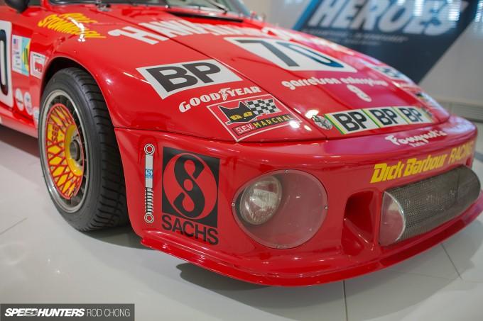 Rod Chong Porsche Museum Le Mans Stuttgart-5010