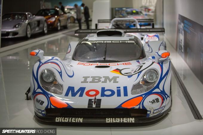 Rod Chong Porsche Museum Le Mans Stuttgart-5032
