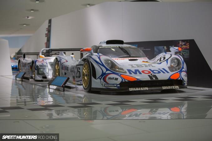 Rod Chong Porsche Museum Le Mans Stuttgart-5036