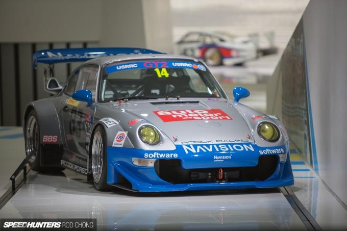 Rod Chong Porsche Museum Le Mans Stuttgart-5041