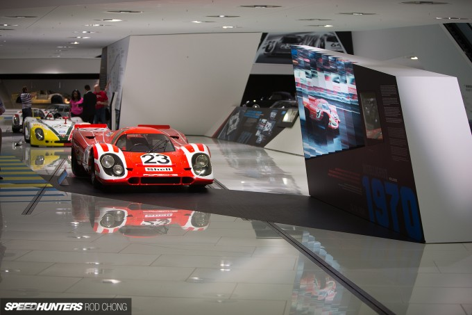 Rod Chong Porsche Museum Le Mans Stuttgart-5107