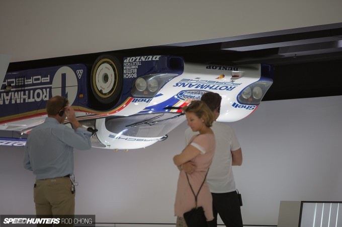 Rod Chong Porsche Museum Le Mans Stuttgart-5118