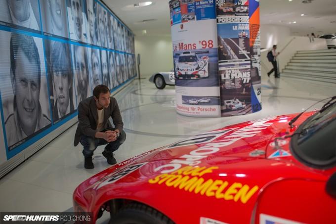 Rod Chong Porsche Museum Le Mans Stuttgart-5147