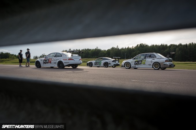 Pennybridge Performance Mantorp Park Gatebil 2014-1