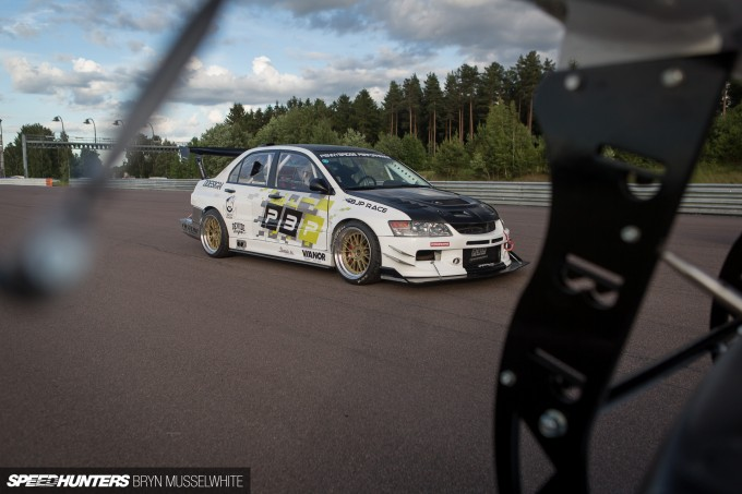 Pennybridge Performance Mantorp Park Gatebil 2014-10