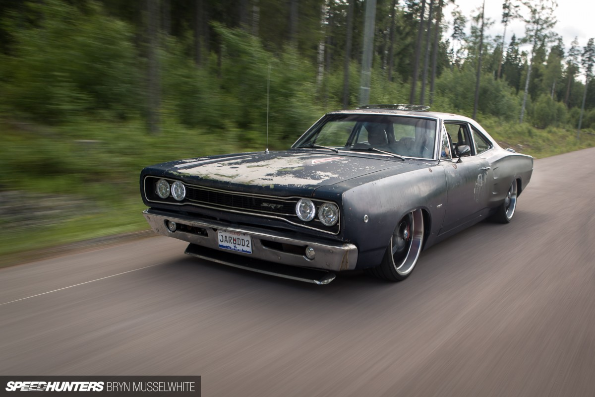 hybrid technology meet the coroner speedhunters jaruds bil se crazy by steven coronet charger 22