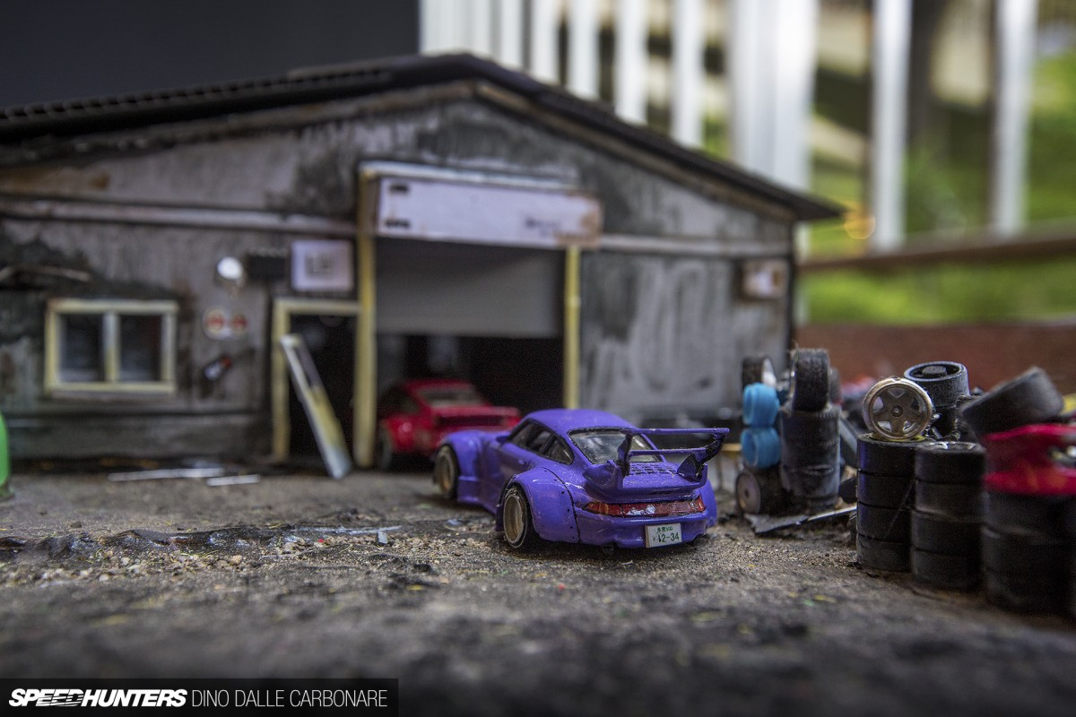 RWB In Miniature: You Won't Believe This!