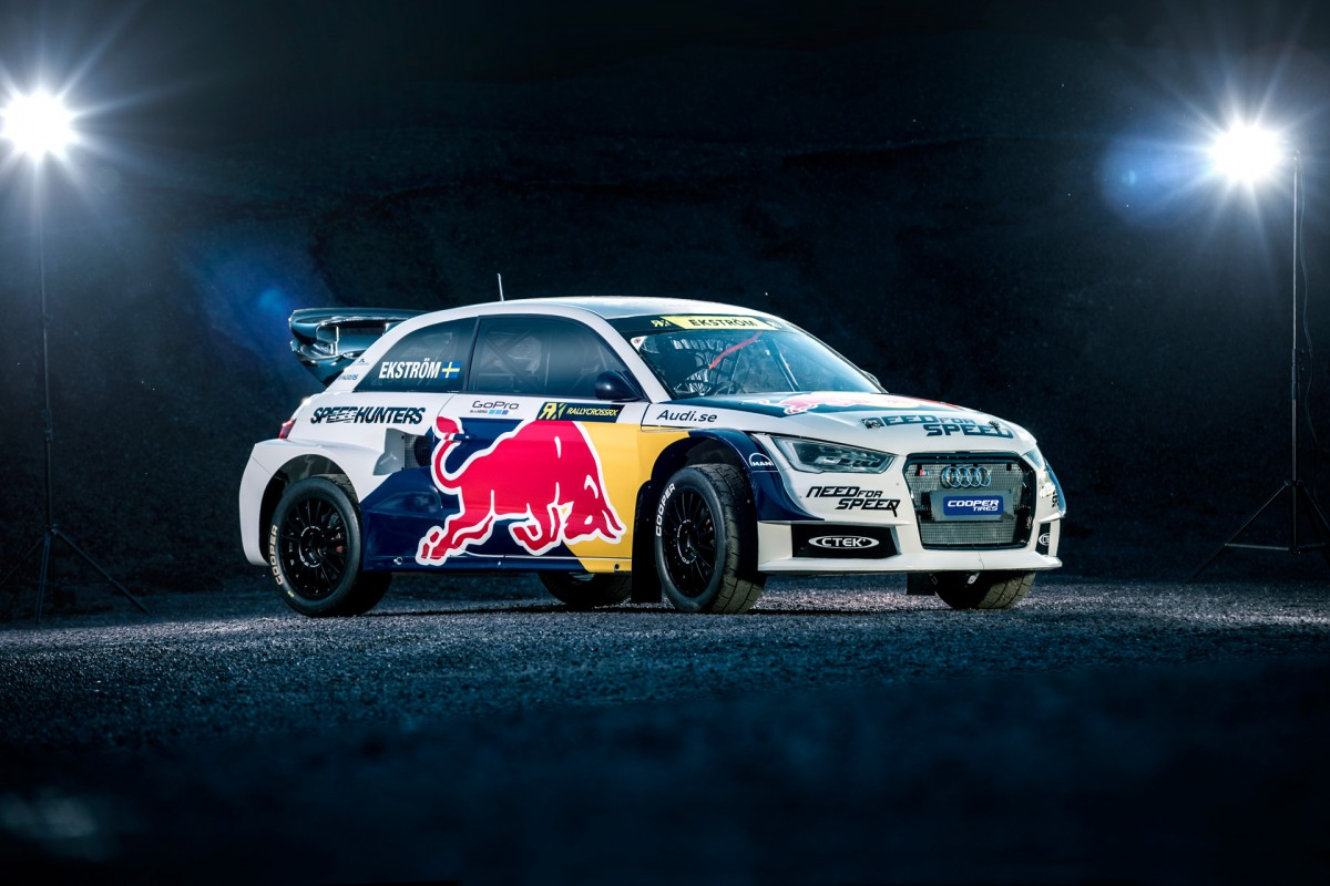 Audi S1 EKS RX About To Raise Hell