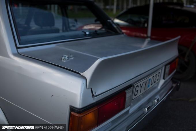 KE70 Corolla SR20 Gatebil -2