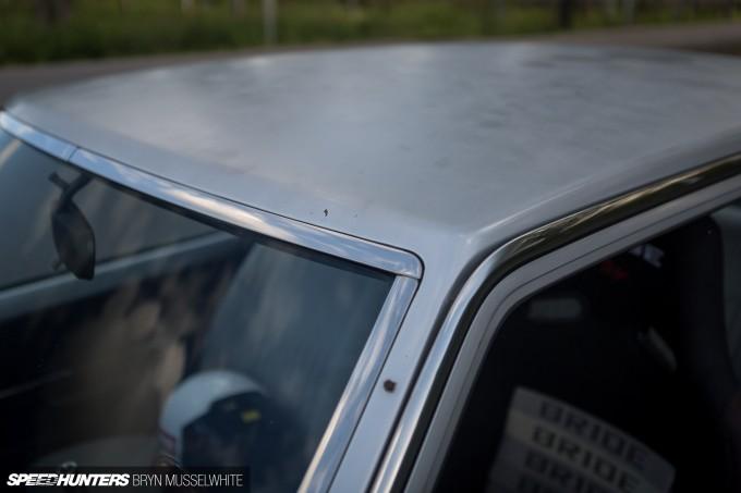 KE70 Corolla SR20 Gatebil -20