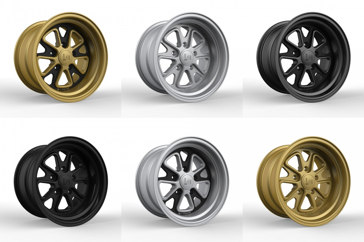 Made In La Wheels Fit For An Outlaw Speedhunters