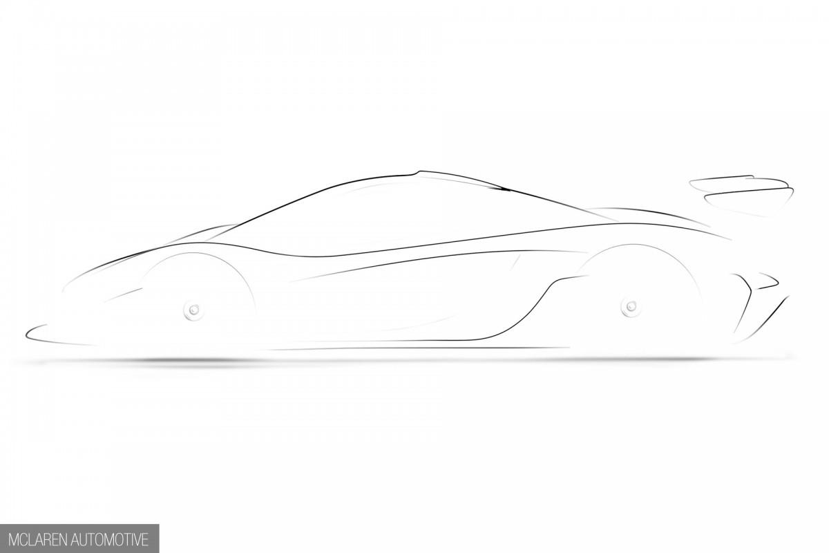 McLaren + P1 + GTR = RacingHeaven