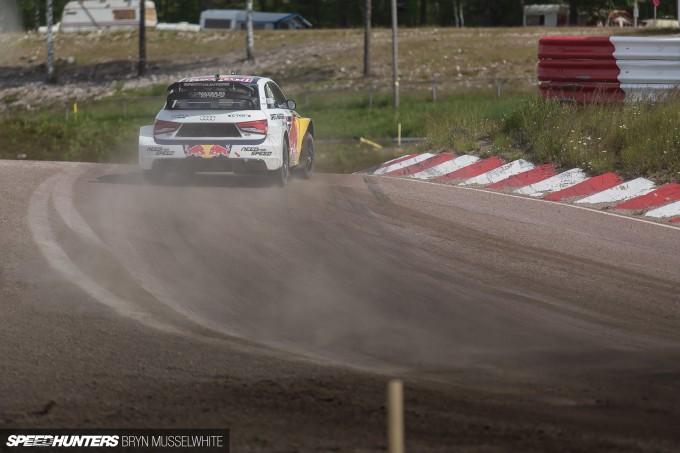 Edward Sandstrom Audi S1 Rallycross EKS-21