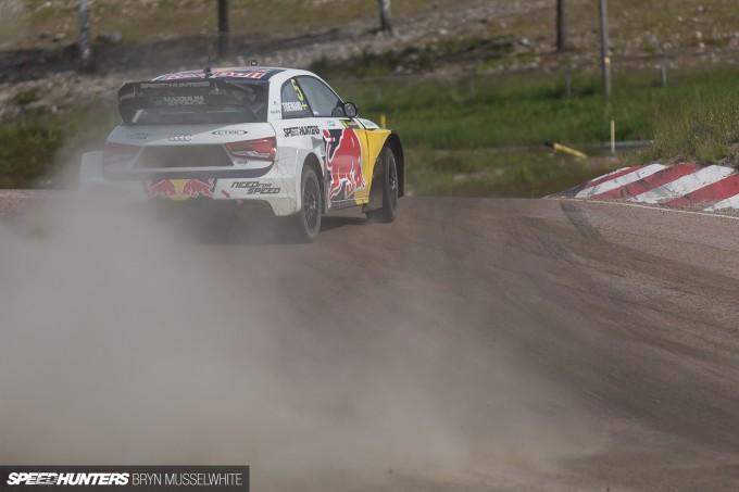Edward Sandstrom Audi S1 Rallycross EKS-24