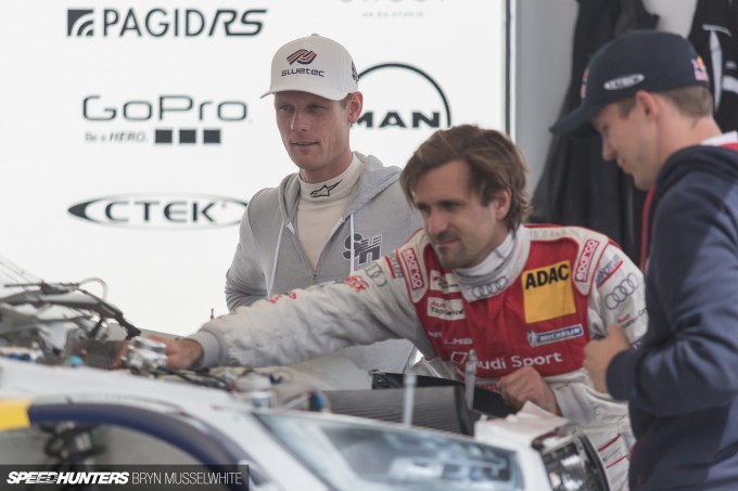 Edward Sandstrom Audi S1 Rallycross EKS-60