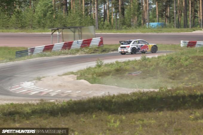 Edward Sandstrom Audi S1 Rallycross EKS-80