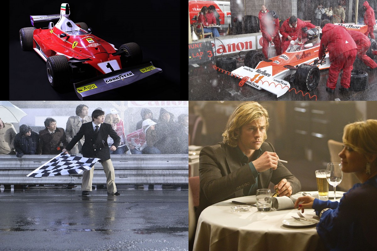 Say It Lauda – Hunt Under The Hammer:<br/>The Rush Props&nbsp;Auction