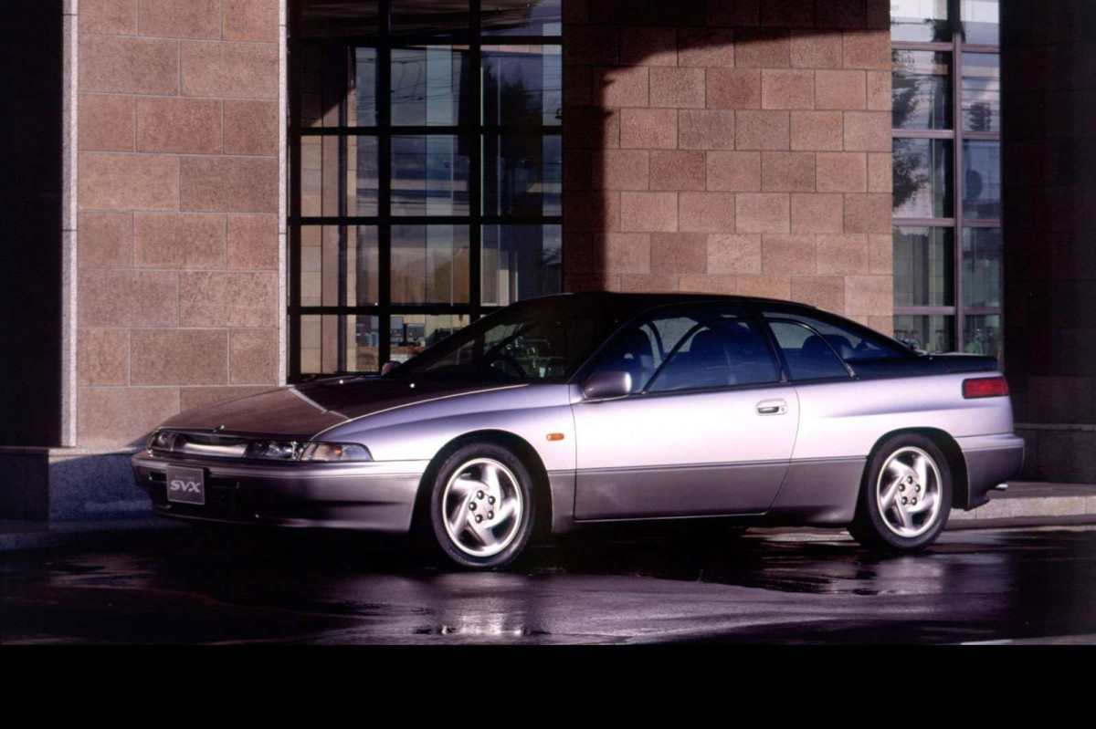 Return Of The SVX?