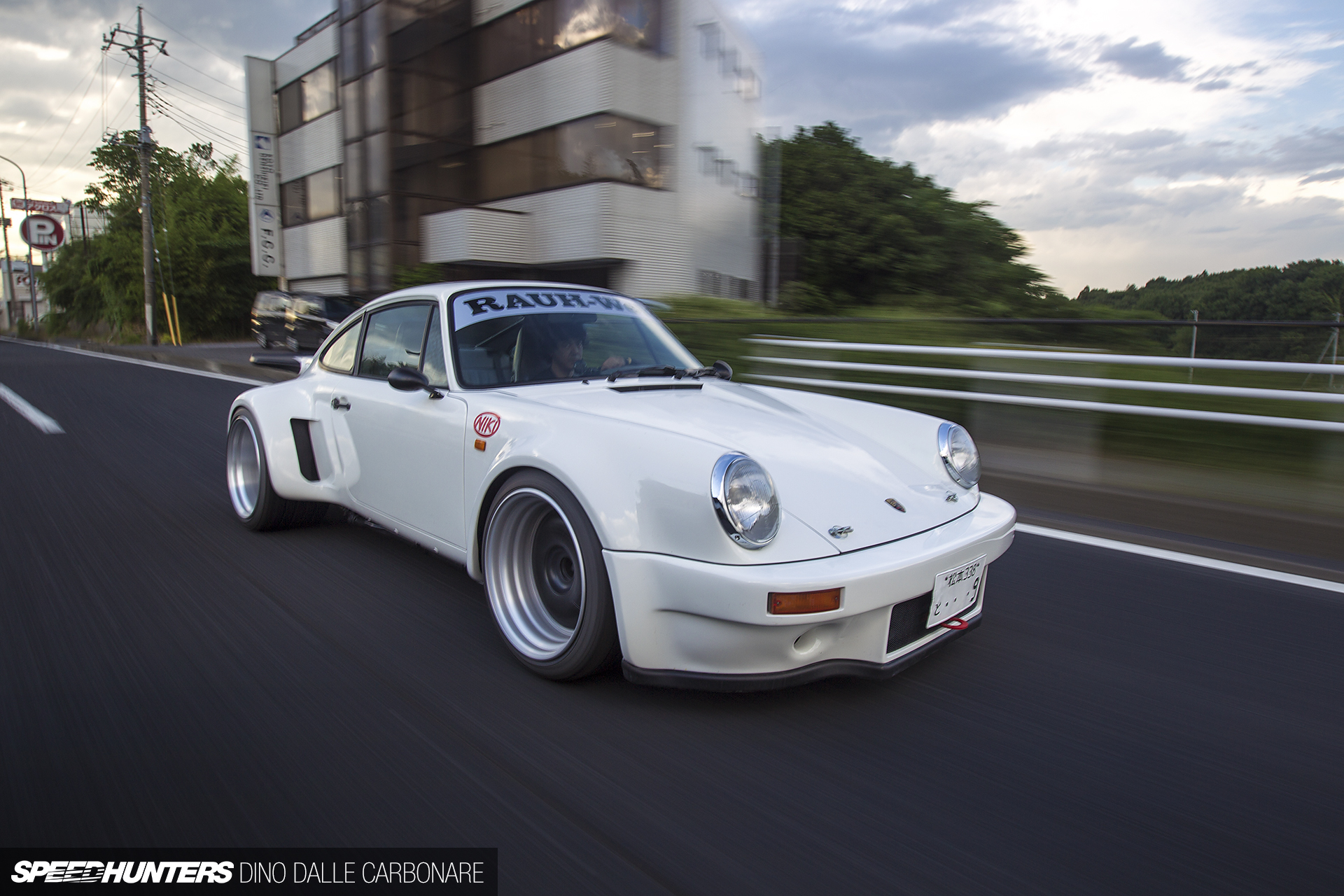 Enter The 70s Rwb S Latest Creation Speedhunters