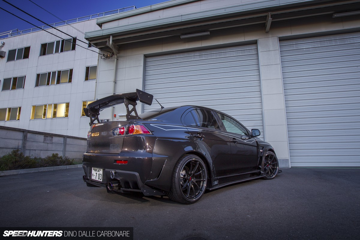 How To Build The Perfect Late-Model Lancer Evolution - Speedhunters