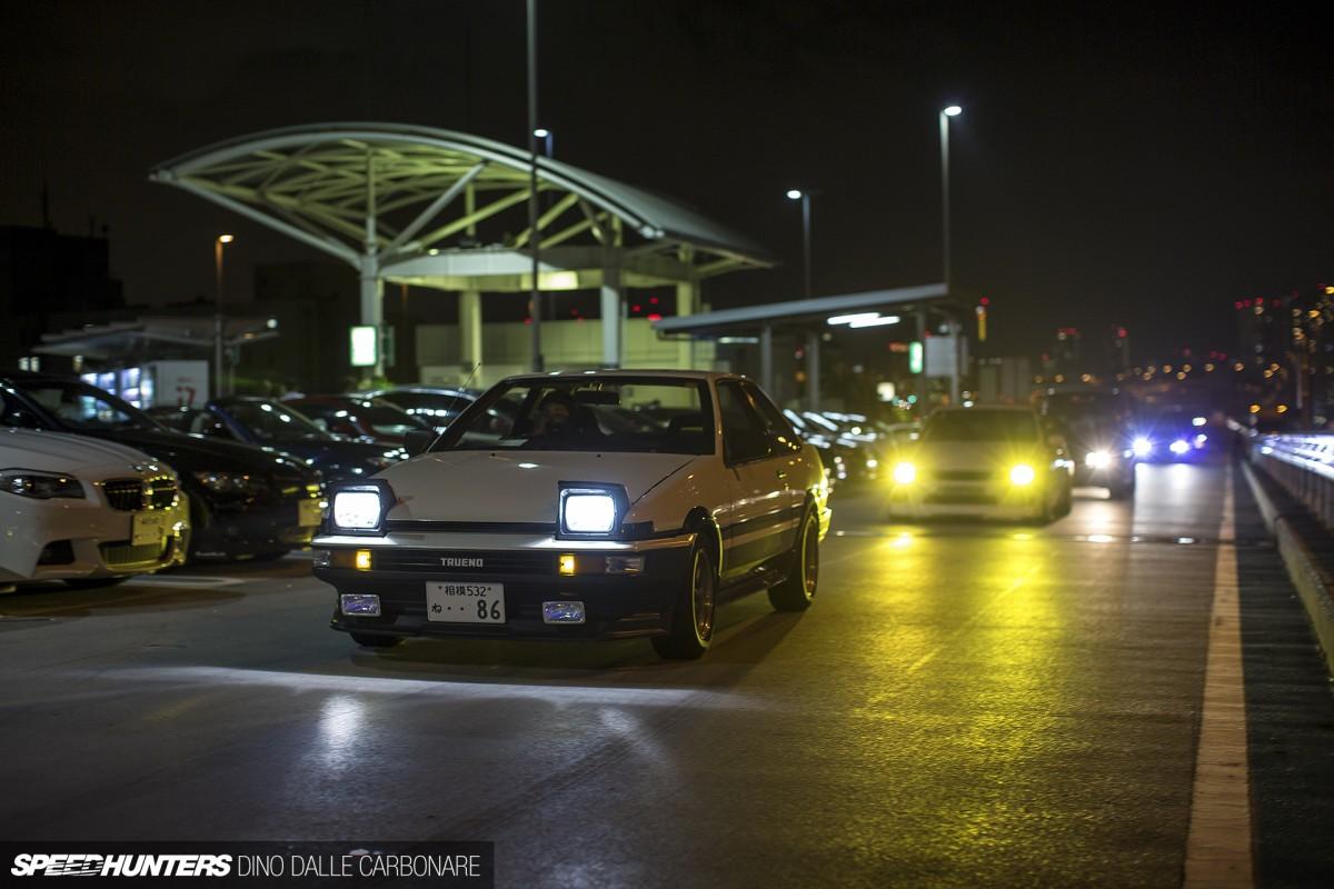 The Night Starts Here: TatsumiPA