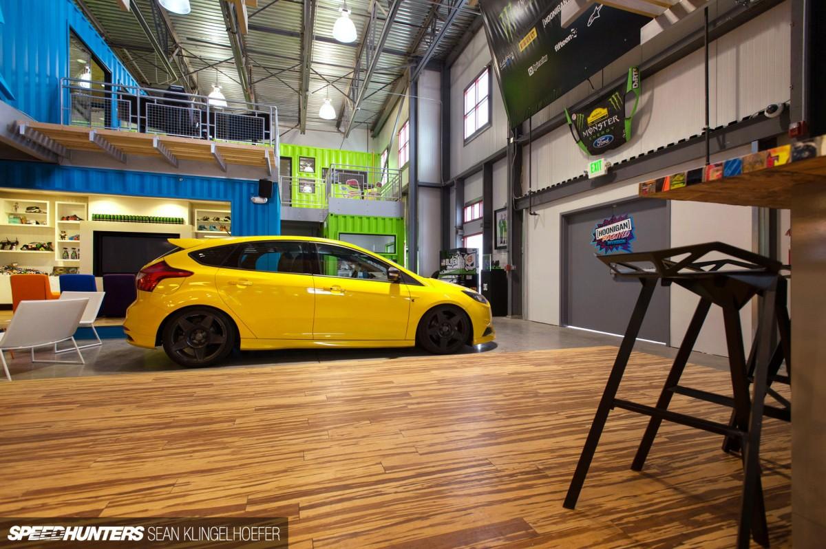 Hoonigan Racing HQ: The VideoTour