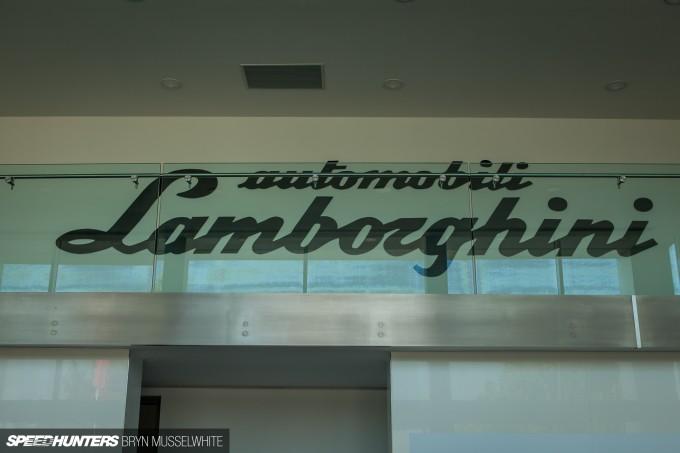 Lamborghini Factory Italy Aventador production line-1
