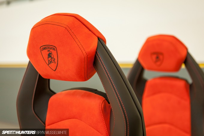 Lamborghini Factory Italy Aventador production line-16