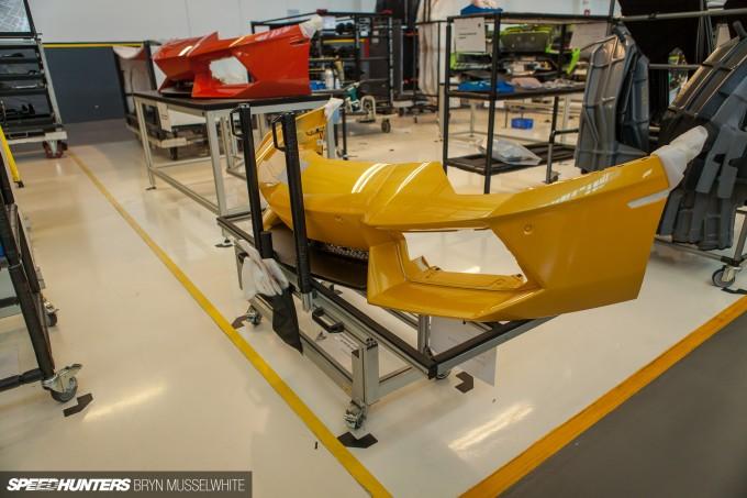 Lamborghini Factory Italy Aventador production line-23