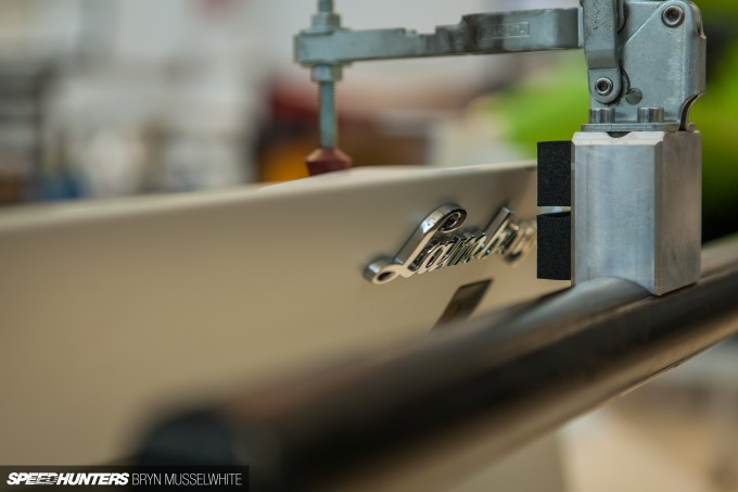 Lamborghini Factory Italy Aventador production line-24