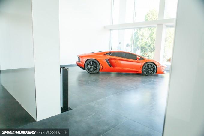 Lamborghini Factory Italy Aventador production line-35