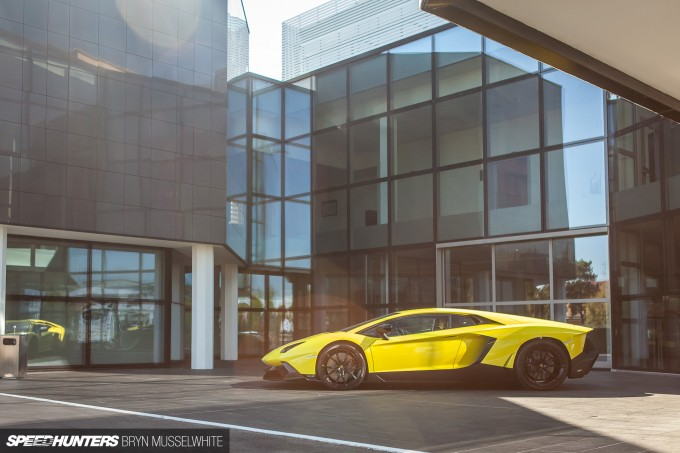 Lamborghini Factory Italy Aventador production line-37