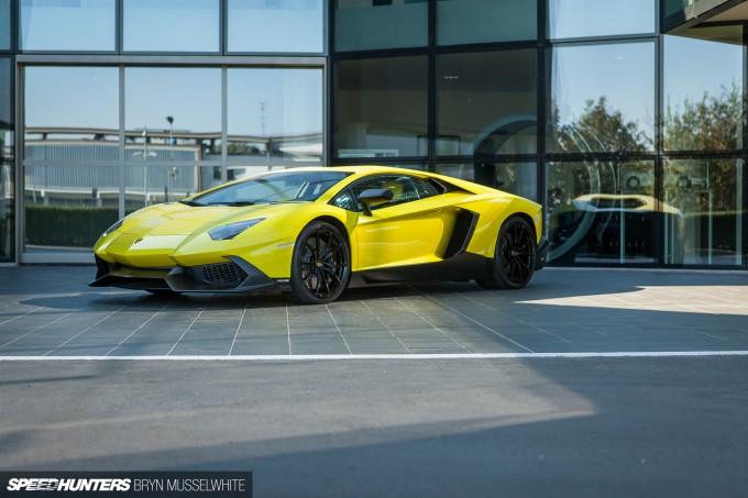Lamborghini Factory Italy Aventador production line-40